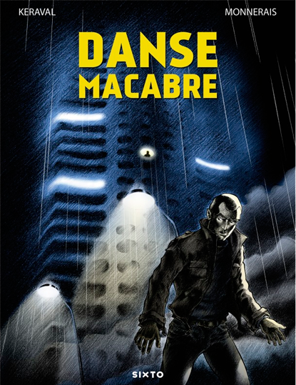 seconde couverture de danse macabre pour seconde publication